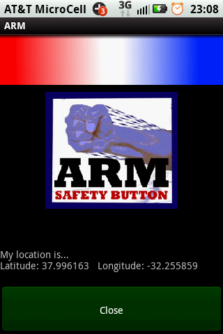 玩通訊App|ARM Safety Button免費|APP試玩