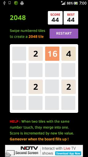 2048 puzzles doge - original
