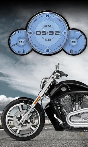 Harley Davidson Road King LWP