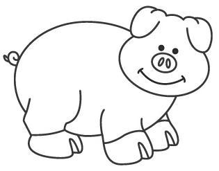 Dibujos De Animales Para Pintar Y Colorear 2