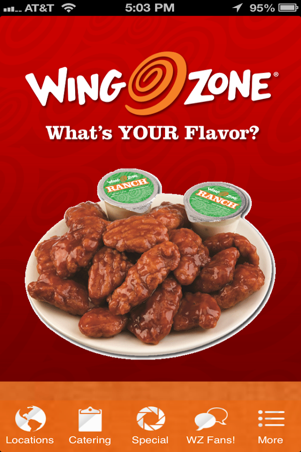 Wing Zone- screenshot