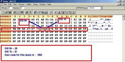 Vw Alpha code calculator Vwz1z1