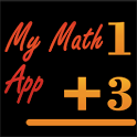 My Math Flash Cards App icon