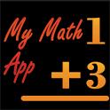 My Math Flash Cards App icon