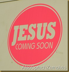 Coming soon.. Jesus