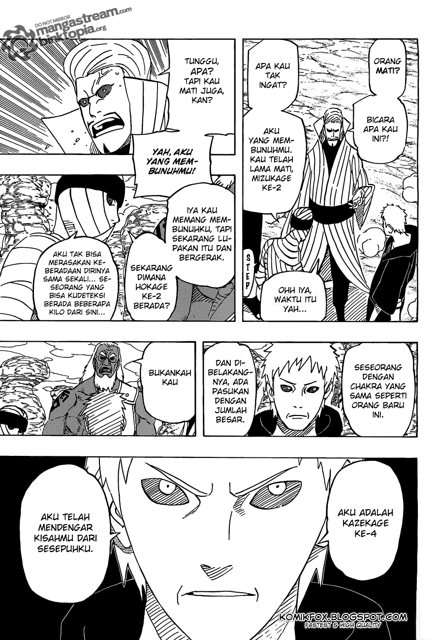 03 Naruto 525   Kebangkitan Para Kage