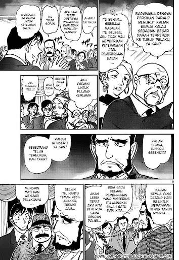 Detective Conan 763 Page 9