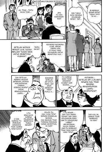 Detective Conan 763 Page 13