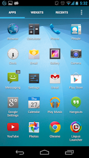 Linpus Launcher Free- screenshot thumbnail