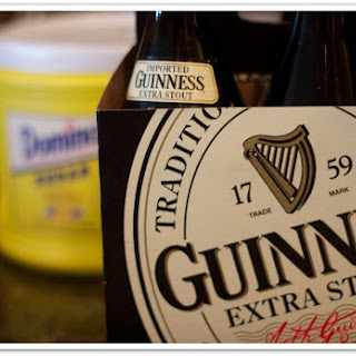 Guinness Glaze and Dipping Sauce