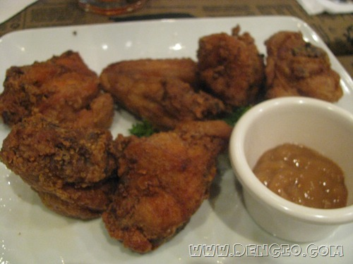 Oriental Fried Chicken