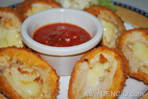 Chicken and Cheese Roll P238