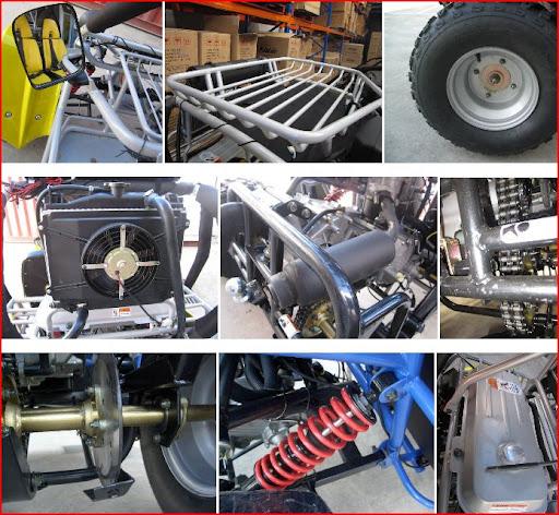 250cc Sahara Kinroad XT250GK9 XT2 Offroad Dune Buggy For Sale