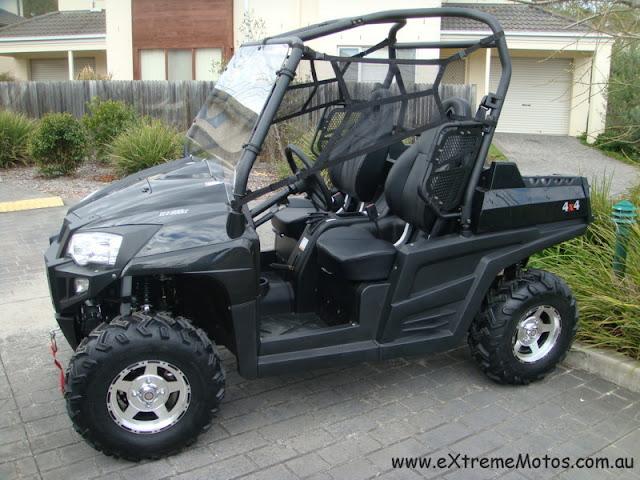 800cc 4x4 Hisun Strike EFI UTV 4WD Farm Sport Utility