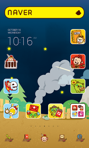 Indian Dodol launcher theme
