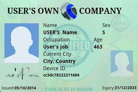 ID Maker