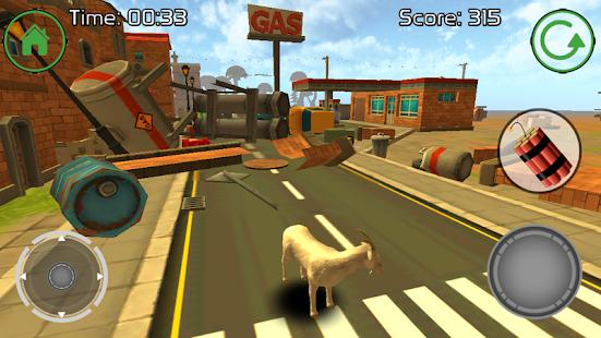 Goat Dynamite 3D