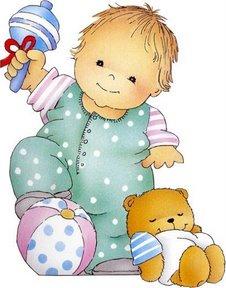 Tiernos Dibujos De Bebes Para Niños