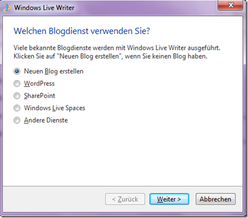 Windows-Live-Writer-Blog-erstellen