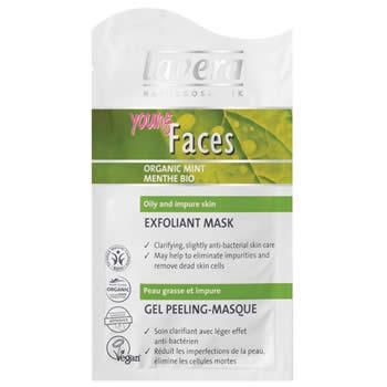 8. Máscara facial com algas mortas