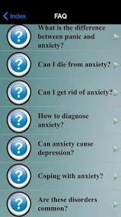 Anxiety Test - screenshot thumbnail