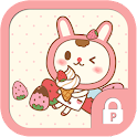 Strawberry chu protector theme icon