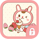 Strawberry chu protector theme