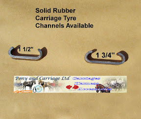 Horse Carriage Tyre Channel