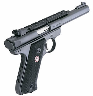 Ruger Mark III  22LR Review