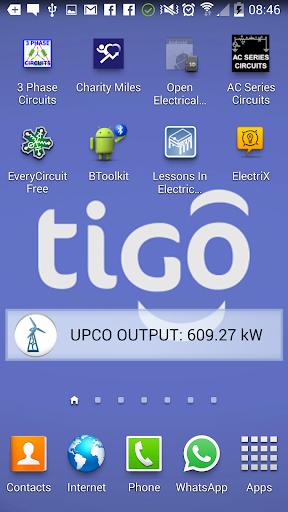 Upco Widget