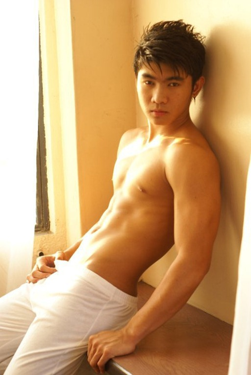 Asian Male Underwear Models