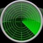 Radar Clock LiveWallpaper icon