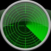 Radar Clock LiveWallpaper
