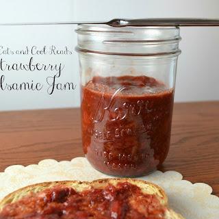 Easy Strawberry Balsamic Jam