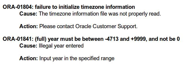 ORACLENERD: ORA-01820: format code cannot appear in date input format