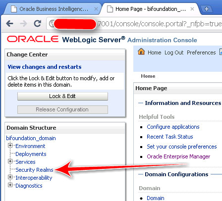 ORACLENERD: OBIEE 11g: Connect to Online Repository