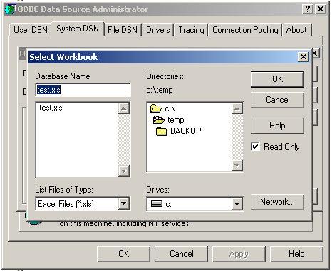 ORACLENERD: OBIEE: Import Excel File as Source