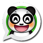 Panda DIY for Chat icon