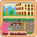 Roman Horses - Girl Racing icon