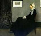 The famous portrait Whistler's Mother