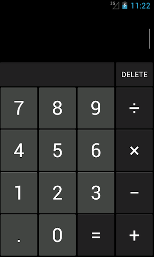 Calculator Donate CyanogenMod