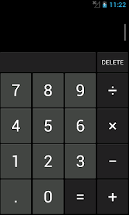 Calculator Donate(CyanogenMod)- screenshot thumbnail