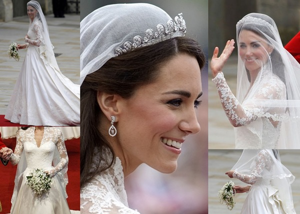kate wedding dress gown