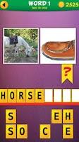 Screenshot of 2 Pics 1 Word: Mix Pics Puzzle