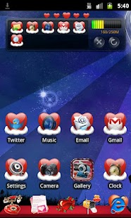 Go Launcher Love Theme 個人化 App-癮科技App