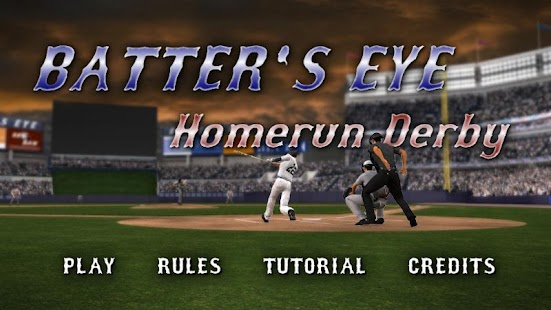 Batters Eye Homerun Derby FULL- screenshot thumbnail