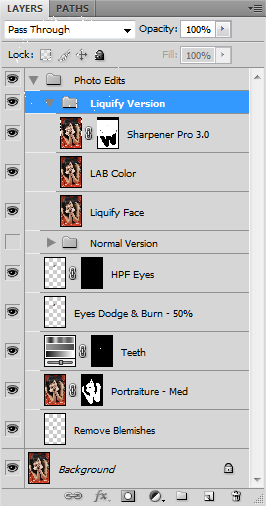 Photoshop Layers