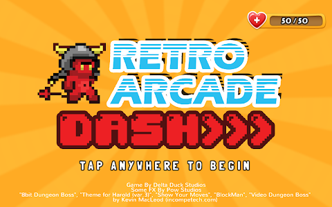 Retro Arcade Dash Hard Core v1.61