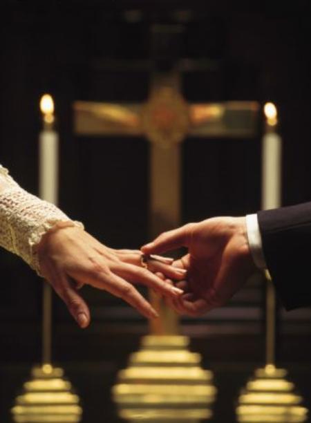 Kristīga laulība - visbrīnišķīgākā draudzības saite
