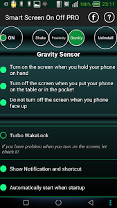 Smart Screen On Off PRO v1.2.9
